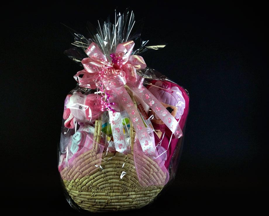 Panier Cadeau Naissance Montreal : Panier cadeau de naissance livraison fleurs st hubert