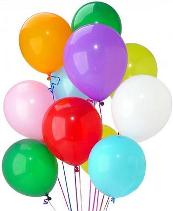 Ballons pour occasion spécial