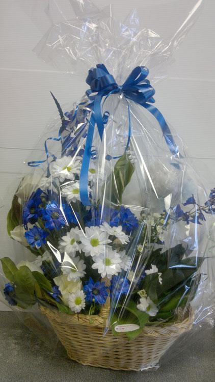 Arrangement fleurs naissance