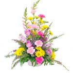 Arrangement de fleurs 01