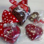 Cœurs en chocolat