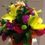 Bouquet de fleurs 16